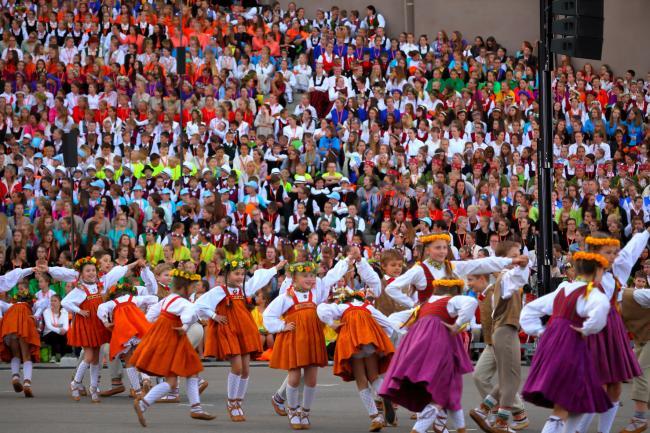 Letonya festivali