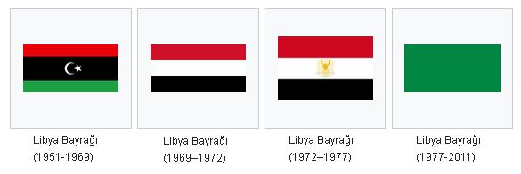 Libya Bayrakları