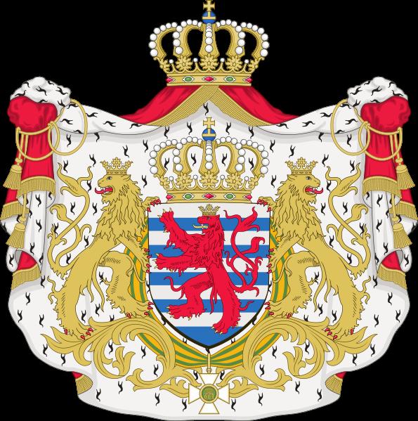 Lüksemburg arması