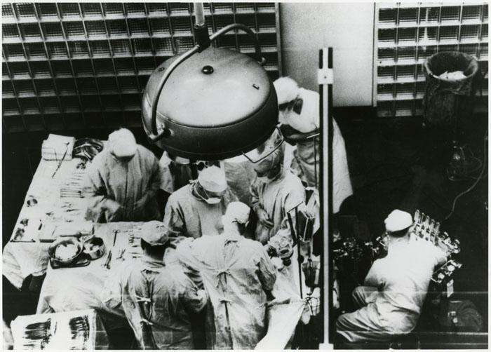 Tarihteki İlk Organ Nakilleri