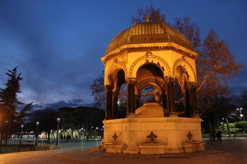 German Fountain