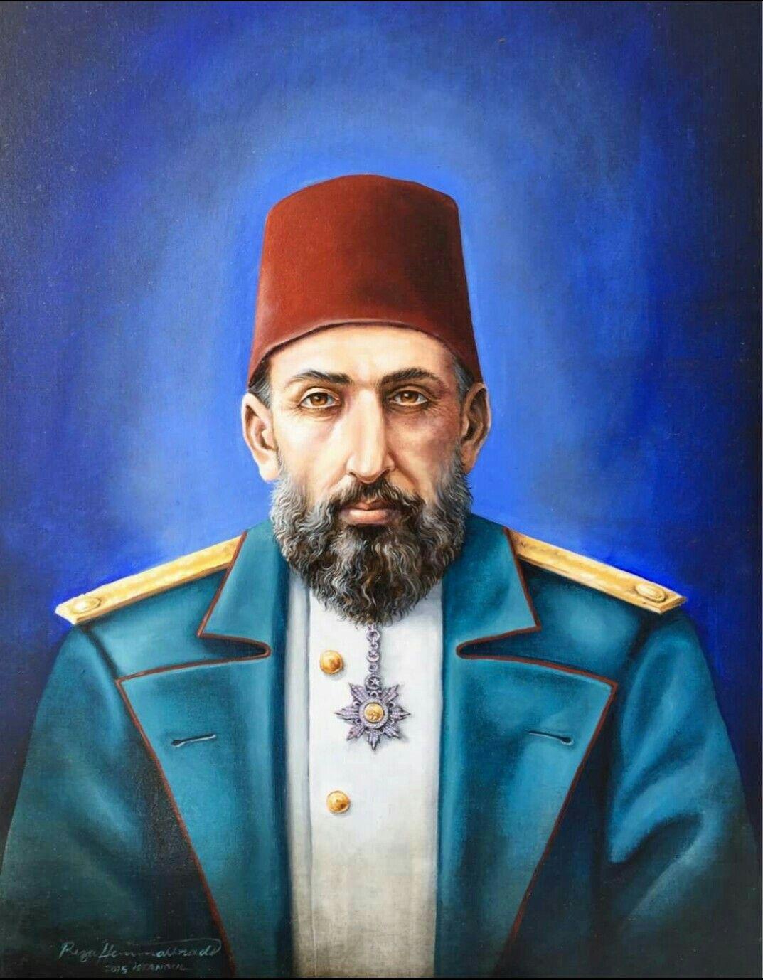 Sultan 2. Abdulhamid  Han