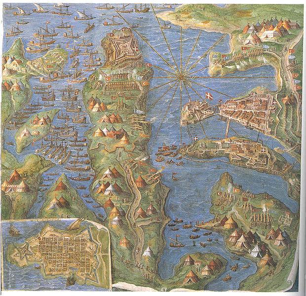 Osmanlılar tarafından yapılan Malta Kuşatması, 1565
