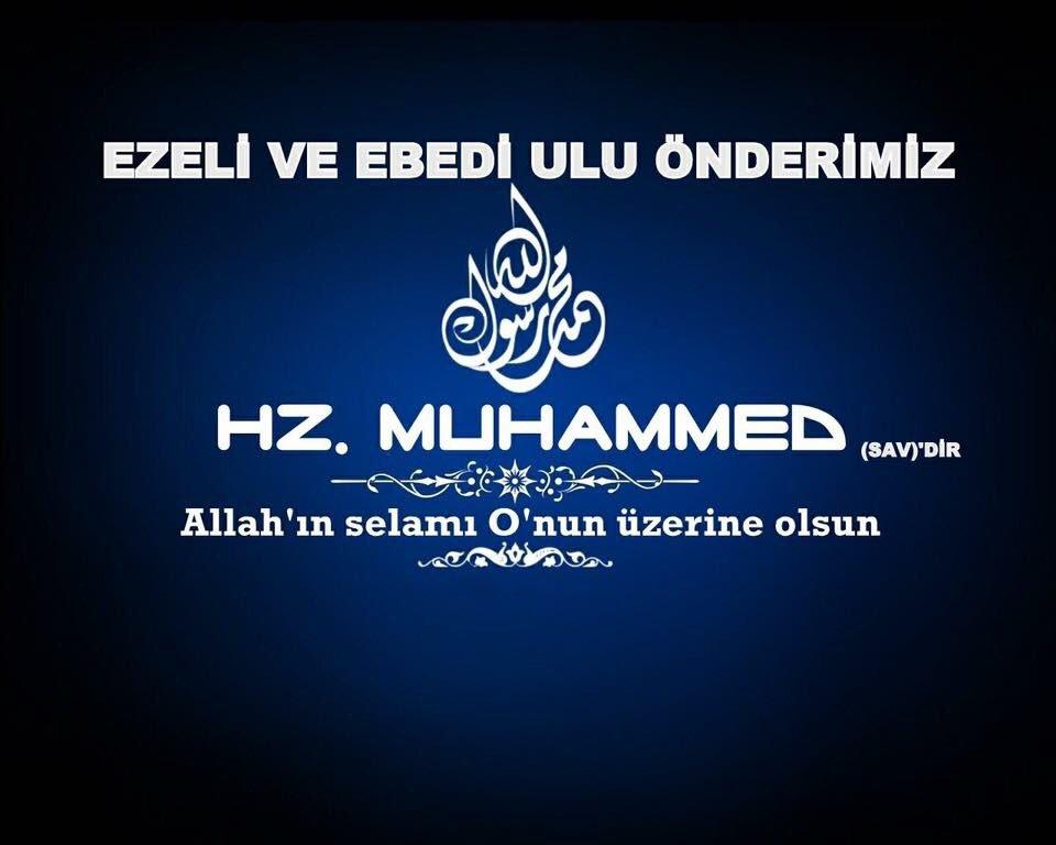 hz.Muhammed 8sav)
