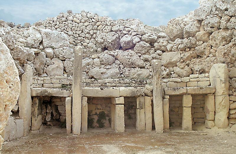 Megalitler, Ggantija