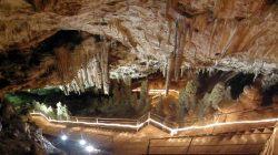 Türkiye'deki Damlataş mağaraları