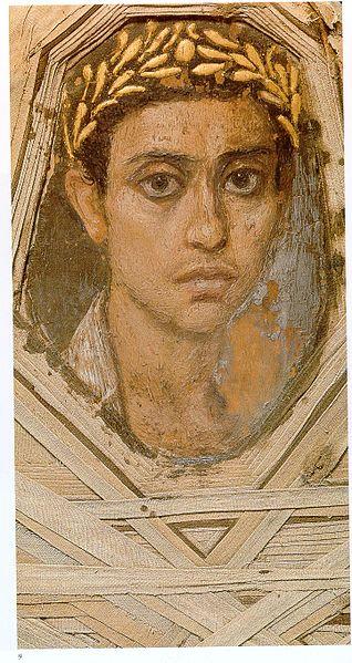 Feyyum mumya portreleri: Antik Mısır ve Roma kültürlerinin karşılaşıp bileşmelerinin sembolleri