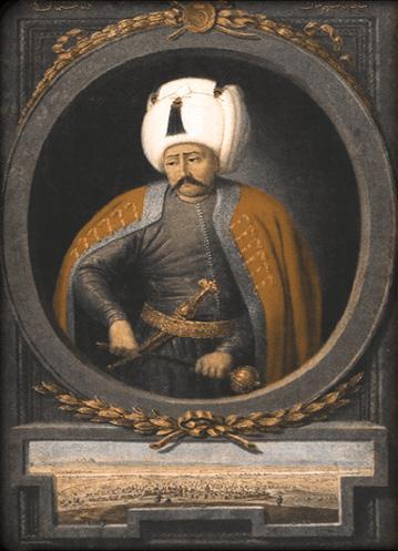 I. Selim (Yavuz) (1470-1520), Mısır'ı Ridaniye Muharebesi'nden sonra Osmanlılar adına fethetti