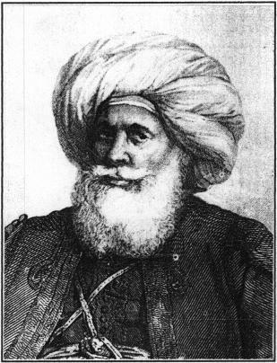 Kavalalı Mehmet Ali Paşa (1769-1849), Mehmet Ali Paşa hanedanı kurucusu olan Osmanlı'ya bağlı paşa