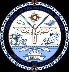 Marshall Adaları arması