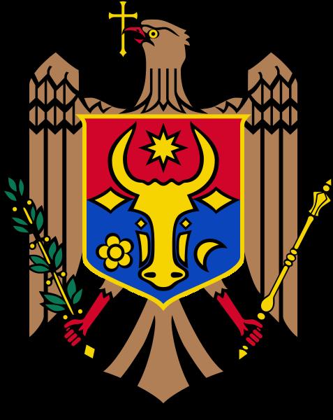 Moldova arması