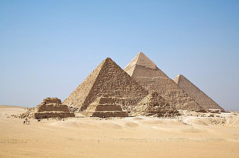 Antik Mısır'ın Piramidleri