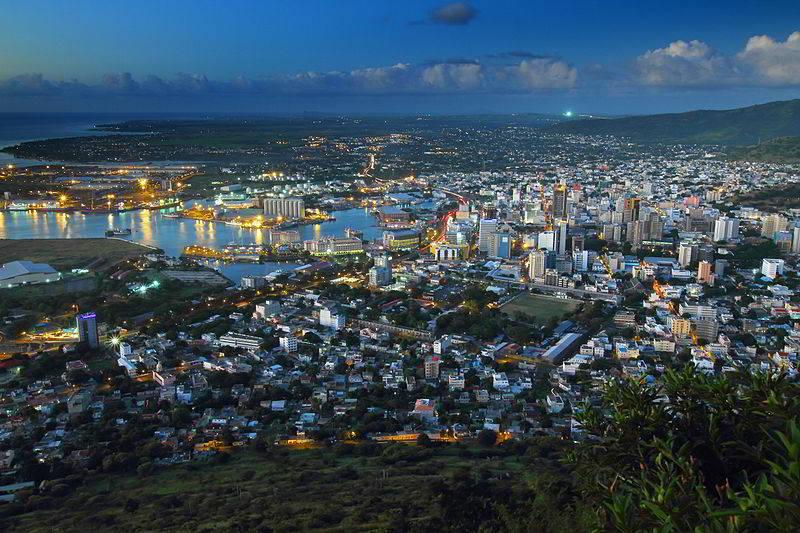 Başkent Port Louis