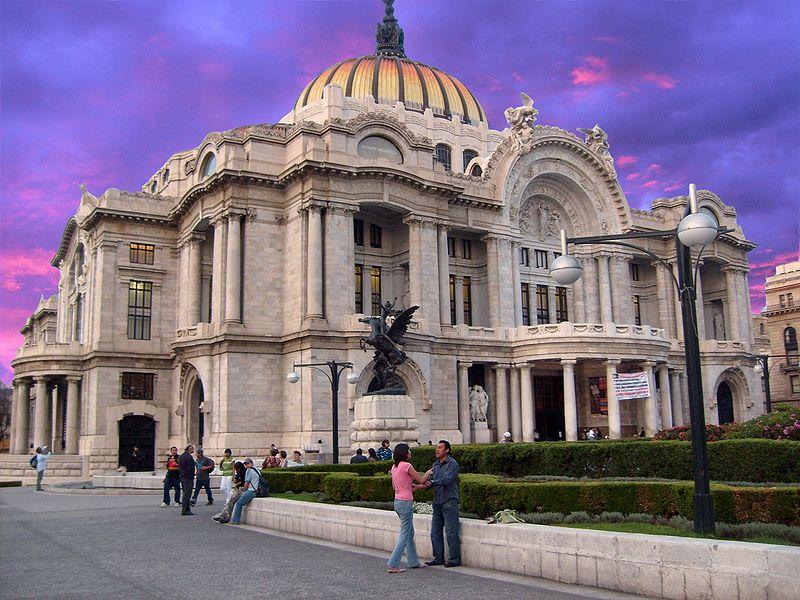 Meksika Güzel Sanatlar Sarayı Müzesi