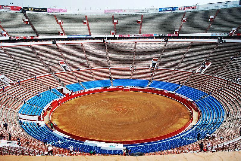 Plaza de Toros, boğa güreşleri için yapılmış bir arena