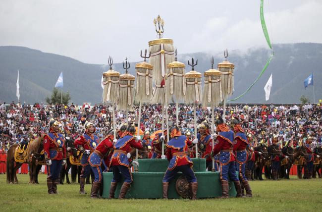 Moğol Festivallari