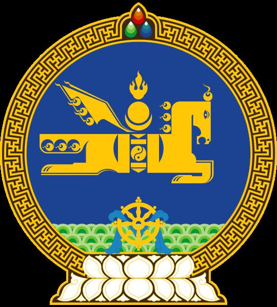 Moğolistan arması