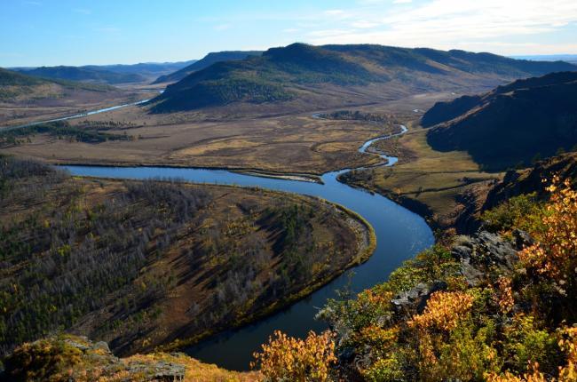 Moğolistan  iklim