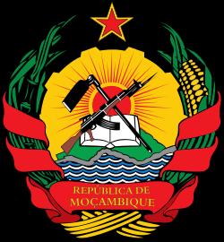 Mozambik Arması