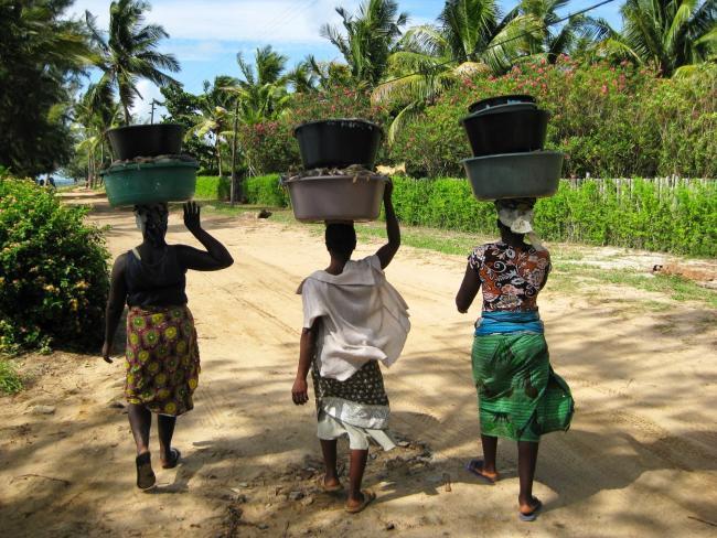 ]Mozambik Kültürü