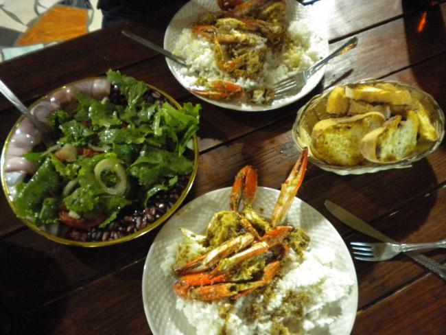 Mozambik Mutfağı