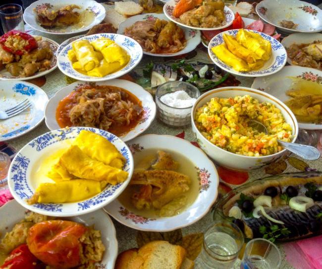 Moldova  mutfağı