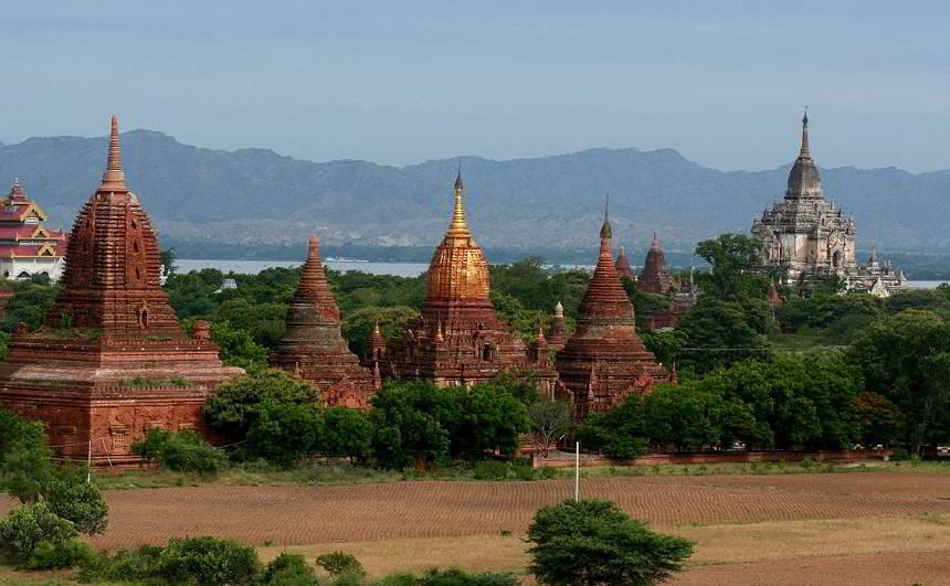 Myanmar Birliği Cumhuriyeti (Burma - Birmanya)