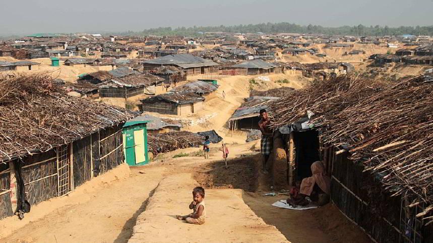 Bangladeş'teki Rohingya mültecileri, Mart 2017
