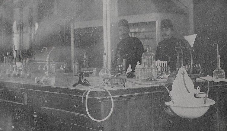 Sultan Abdülhamid'in mirası öncü kurum; Bakteriyolojihane-i Şahane