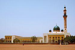 Nijer'de bir camii