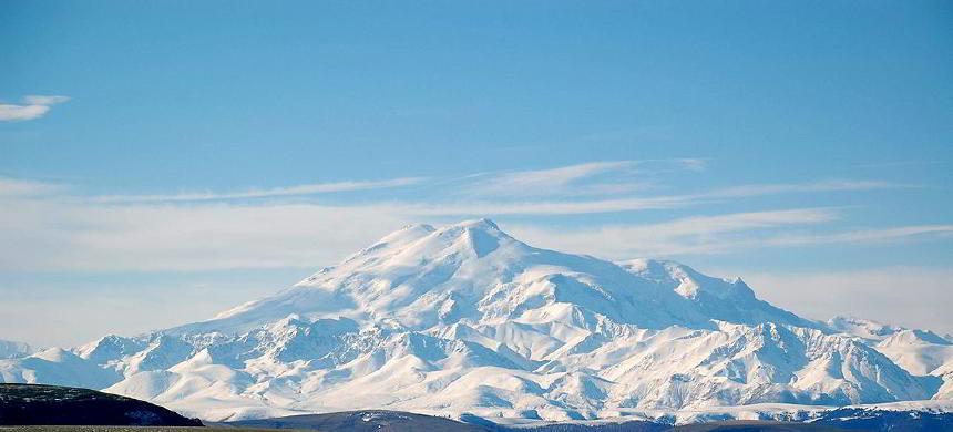 Elbruz Dağı -  Avrupa'nın En Yüksek Dağı