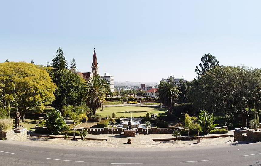 Başkent Windhoek