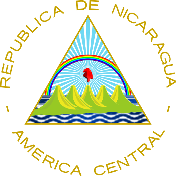 Nikaragua  arması