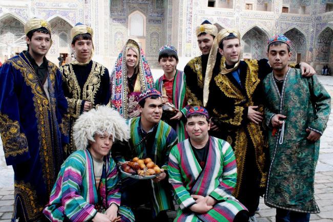 Özbek Kültürü