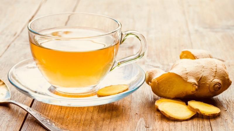 Zencefil-Limon  çayı