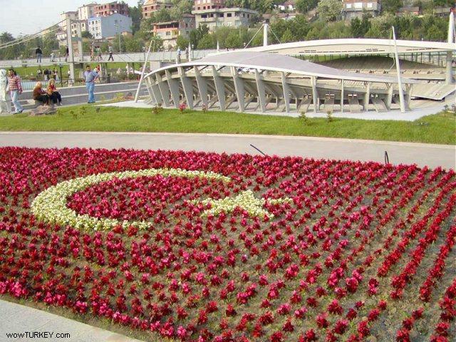 Istanbul Miniaturk Parkı Tanıtım ve Resimleri