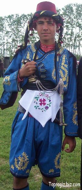 Afyonkarahisar İli Yöresel Giysileri (Kıyafetleri)