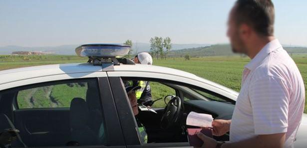 Trafik polisine rüşvet  4 yıldan başlıyor