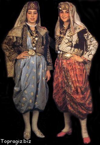 Ankara İli Yöresel Kıyafetleri-Gelenek ve Görenekleri