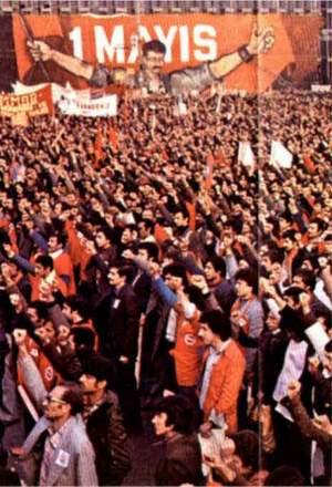 1 Mayıs 1977 Taksim Katliamı (Kanlı 1 Mayıs)