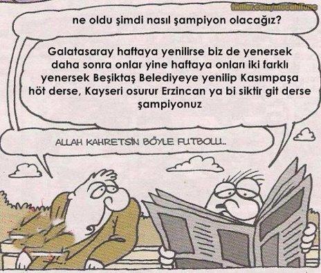 Fenerbahçe Nasıl Şampiyon Olur?