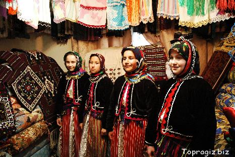 Balıkesir Yöresel Kıyafetleri ve Halk Oyunları