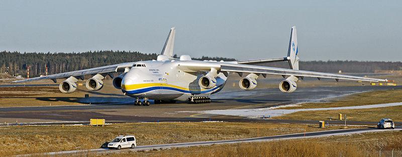 Dünyanın En Büyük Uçağı - Antonov An-225
