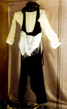 Elazığ Yöresi Kıyafetleri-Giysileri
