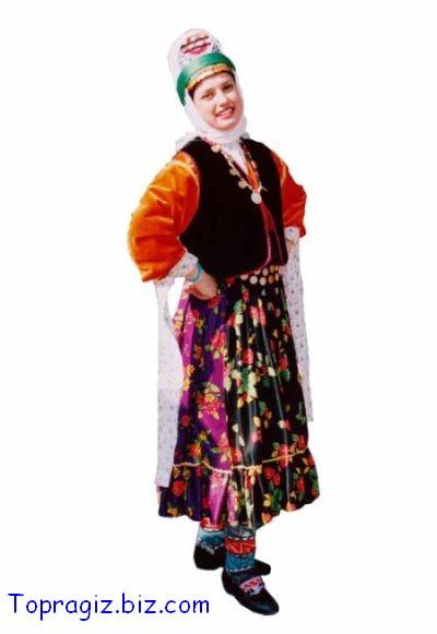 Adana �li Y�resel K�yafetleri-Giysileri