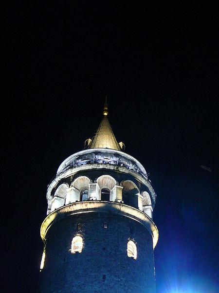 Galata Kulesi Tarihi ve Resimleri