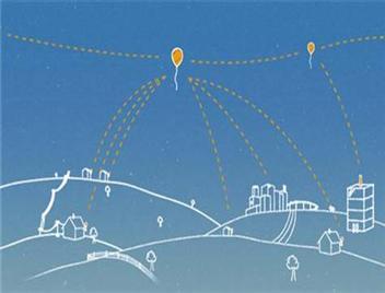 Google �nternet Balonlar� - Project Loon