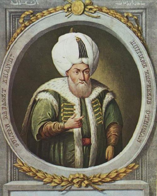 II. Bayezid (Sultân Bayezid-î Velî Han)
