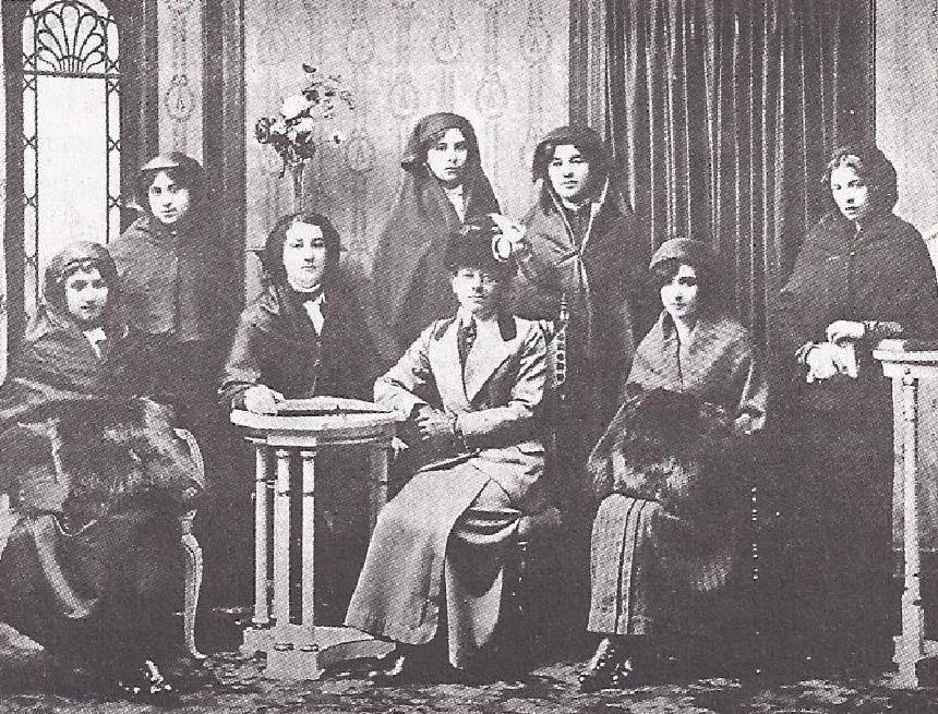 Nuriye Ulviye Mevlan Civelek - Osmanlı'da İlk Müslüman Kadın Örgütünü Kuran Kadın