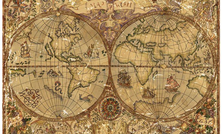 En Eski Dünya Haritaları
